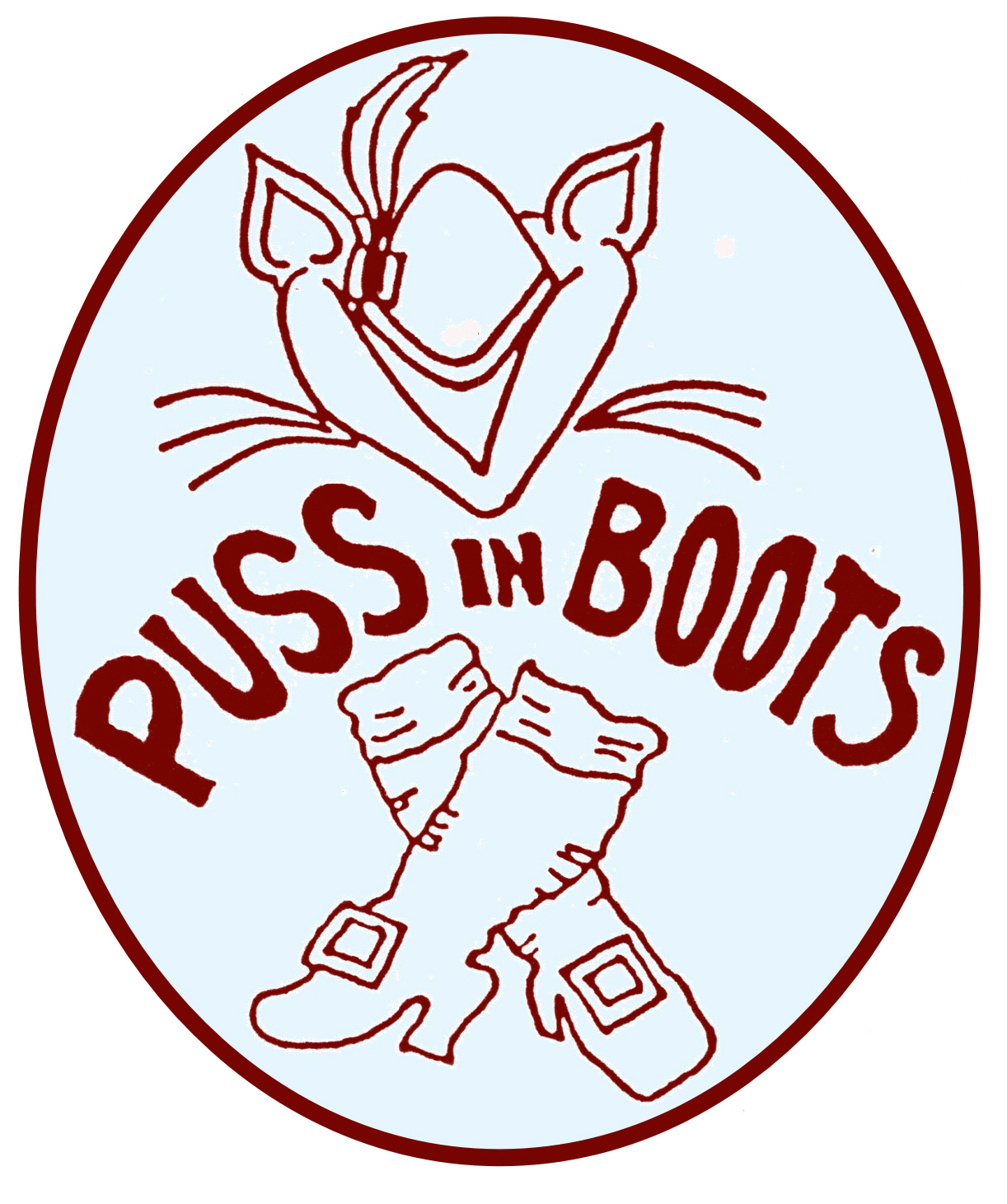 Puss in Boots Logo Color